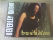 BEVERLEY KNIGHT - FLAVOUR OF THE OLD SCHOOL - CLASSIC R&B CD SINGLE
