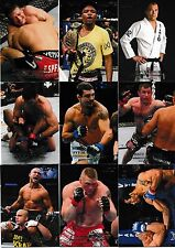 2011 Topps UFC Title Shot 150 Card Set & Gold Parallel & Inserts Legacy Champion