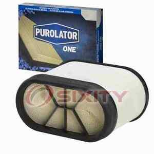 PurolatorONE Air Filter for 2008-2010 Ford F-250 Super Duty Intake Inlet rn