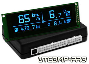 UTCOMP-PRO - TRIP COMPUTER, TEMPERATURE, VOLT, AFR GAUGE, OFF-ROAD METER etc.