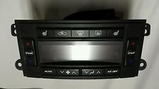 2005 Cadillac CTS CTS-V CLIMATE HEATER A/C CONTROLS