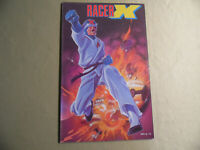 Racer X #0 (Now Comics 1988) Prestige Format / Free Domestic Shipping