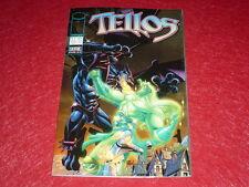 [Comics Comics France Image Semic ] Tellos #5 - 2001