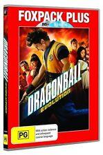 Dragonball - Evolution DVD + Blu-ray Combo Pack (Blu-ray, 2010, 2-Disc Set) NEW