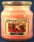 Almond Cherry Cream Soy Candle, 16oz