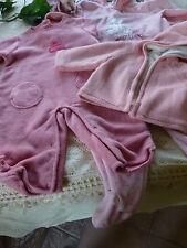 naissance  6mois-1an tout chaud!!!3piéces ,manteau et grenouilléres  comme neuf