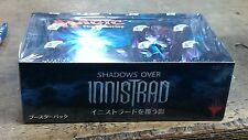 Shadows over Innistrad - JAPANESE - Booster Box!! - MTG - Factory Sealed