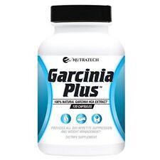 Garcinia Plus 100% Pure & Natural Organic Garcinia Cambogia Diet Pills (120 Cps)