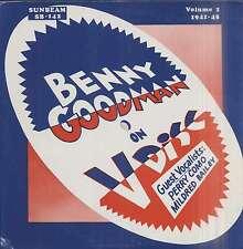 Benny GOODMAN On VDisc Volume 1 1941/5 US LP SUNBEAM 142