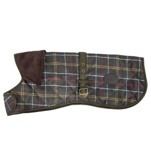 BARBOUR BARBOUR QUILTED TARTAN DOG COAT *NEW*