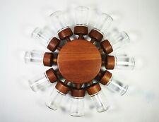 digsmed teak holz gewürzrad danish design denmark wood mid century