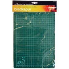 A4 Corte Tapete Estampado Cuadrícula Líneas Antideslizante Cuchillo Tabla Arte