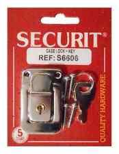 Securit Valigia Custodia Per Stecca Da Biliardo Cassettiera Metallo Security