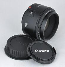 Canon EF 50mm f/1.8 II Portrait Lens for EOS Rebel T5i T4i T3i T1i XS XSi 5D 60D
