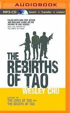 Tao: The Rebirths of Tao by Wesley Chu (2015, MP3 CD, Unabridged)