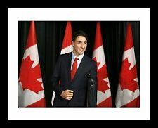 Justin Trudeau 11X14 Photo Print Canada Canadian Prime Minister Picture