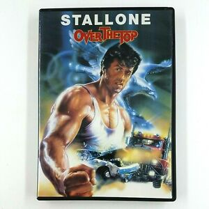Over the Top (DVD, 1987) Sylvester Stallone, Robert Loggia, Susan Blakely