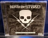 DEATH BY STEREO - BLACK SHEEP OF THE AMERICAN DREAM CD new metal music
