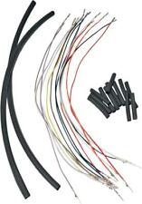"""Namz Front Turn Signal Wire Extensions Plus 8/"""" Harley Softail Sportster FXD"""