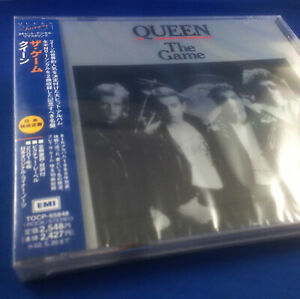 QUEEN: The Game (EXTREMELY RARE 2001 JAPAN 24bit ART REMASTER PROMO TOCP-65848)