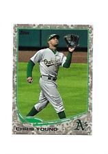2013 Topps CAMO Chris Young #368 #98/99 RARE!
