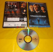 VI PRESENTO JOE BLACK (Bread Pitt, Anthony Hopkins) - Dvd Jewel ○○○ USATO