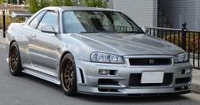 Nissan Skyline GTT34 Convert GTR34 S Tune Style Full Wide Body Kit