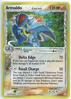 Pokemon EX Holon Phantoms Armaldo Delta Species Holo Rare 1/110