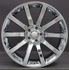 "20x9"" Chrysler 300C SRT8 Chrome Wheels Charger Challenger Rims Set 4 Mopar Dodge"