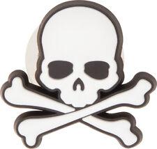 Original Crocs Jibbitz Anstecker - Skull Crossbones - Totenkopf - 10007622