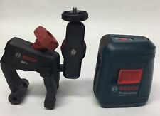 Bosch Professional RED Laser GLL 2 with MM 2 Mount