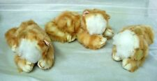 Stuffed TABBY KITTY CAT COSTUME for PORCELAIN BABY DOLL - YOU ADD DOLL HEAD!