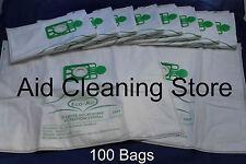 100 BAGS Numatic NVM-3BH NVM3BH 604017 GENUINE ECO HEPA FLO High Quality Product