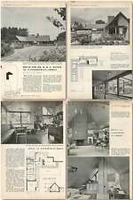 1957 House For Mr Kb Bailey, Tanworth In Arden, Pine Winds Architecture