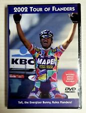 2002 Tour of Flanders World Cycling Productions 2 Dvd set *Brand New*