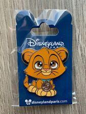Pin Disney Disneyland Paris Le Roi Lion The Lion King Minis Simba OE