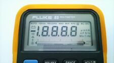 Fluke 85 Display Repair Kit for Faded LCD How To Instructions