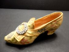 """Just the Right Shoe by Raine+Willett 1998 """"Afternoon Tea"""" Euc"""