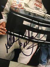 Dale Earnhardt Autographed 1998 Daytona 500 Win 8x10 With JSA Certification
