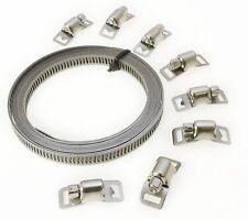 8pc Set Clip tubo flessibile facile Turn 2 Taglie Jubilee Tipo TUBO Clamp OFFERTA