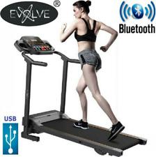 Treadmill Running Adjustable Incline Electric Bluetooth Folding Machine - Evolve