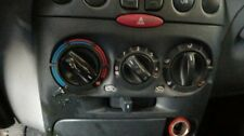 Mando calefaccion / aire acondicionado FIAT PUNTO berlina 1.2 8v 1999 151540000
