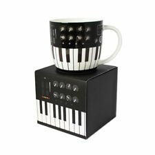 Piano Synthesizer Mug - Music Gift - Gift for Music Tech Student - Musicians Mug