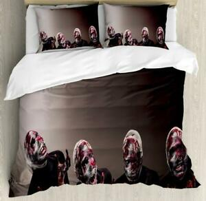 Fantastic Fiction Duvet Cover Set Twin Queen King Sizes with Pillow Shams