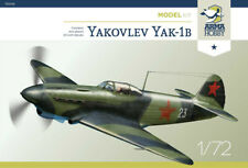 Arma Hobby 70028 Yakovlev Yak-1B model kit scale 1/72