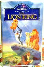 A Walt Disney Masterpiece, Disney's The Lion King (VHS, 1995)