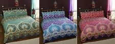 Paisley Duvet Cover Set Printed Quilt Cover Bedding with Pillow Case Bohemian