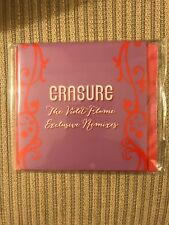 ERASURE * THE VIOLET FLAME * GREECE ISSUE w/ EXCLUSIVE REMIXES CD * 500 ONLY!