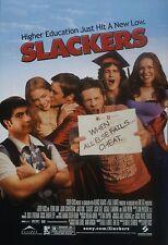 Slackers Movie Poster 27x40 S/S Jason Schwartzman Devon Sawa Jamie King