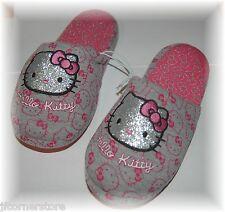 Joli kitty Pantoufles Neuf Taille 13-liquidation